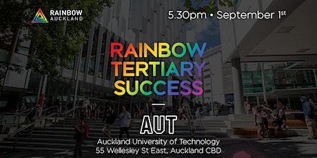 Rainbow Tertiary Success, Auckland CBD tickets