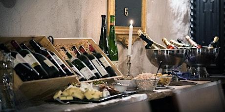 Ost och vinprovning Uppsala | Saluhallen Den 06 November biljetter