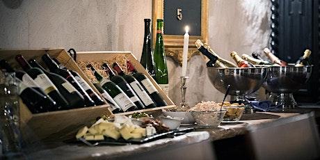Ost och vinprovning Uppsala | Saluhallen Den 21 Augusti biljetter