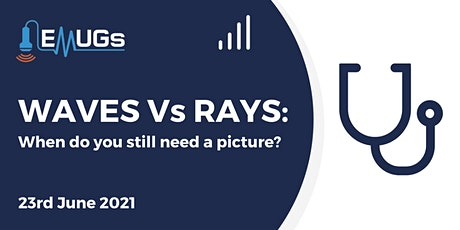 WAVES Vs RAYS - When do you still need a picture? tickets