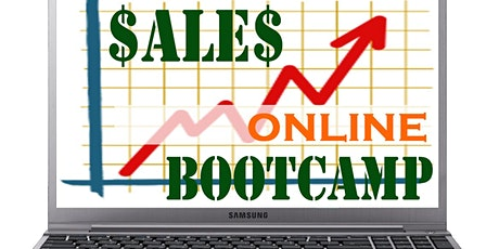 THE SALES BOOTCAMP™ Team Edition tickets