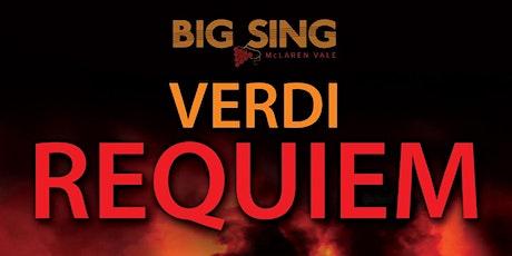 Verdi Requiem tickets