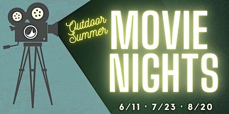 Summer Outdoor Movie Nights tickets