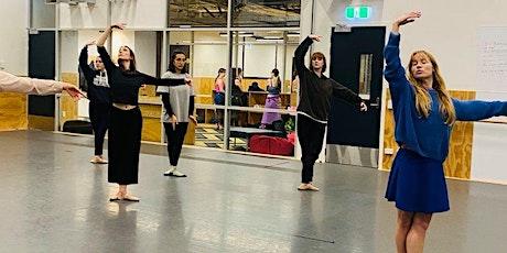 Open Adult Ballet Classes tickets