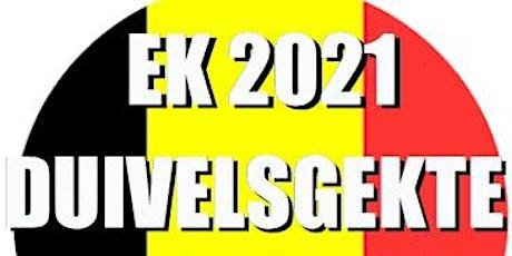 Duivelsgekte EK 2021 Kontich (Finland – België) billets