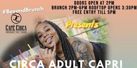 ATL'S #1 SUNDAY ROOFTOP PARTY tickets