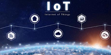 4 Weekends IoT (Internet of Things) 101 Training Course Geneva billets