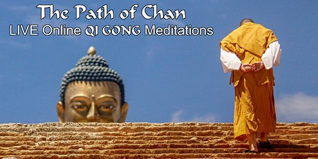 The Path of Chan - LIVE Online Meditation Course tickets