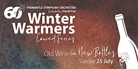 Winter Warmers 2: Old Wine in New Bottles tickets