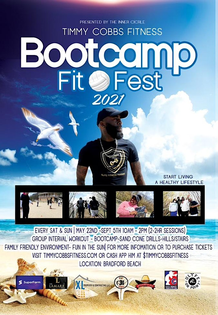 Timmy Cobbs Fitness: Boot Camp & Fit Fest image