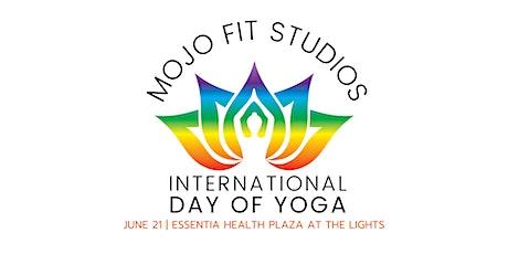 International Day of Yoga - Evening Yoga tickets