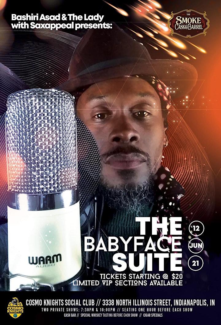 Bashiri Asad & The Lady feat. Saxappeal: The Babyface Suite image