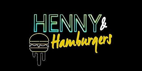 HENNY & HAMBURGERS 2021: The Ultimate Food Festival w/ A Twist (Atlanta) tickets