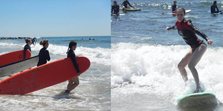 HUDDLE: SURFING LESSON AT ROCKAWAY BEACH tickets