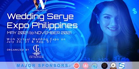 Wedding Serye Expo Philippines 2021 tickets