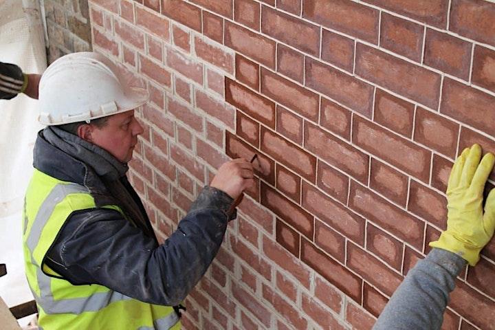 Facade Repairs to Heritage Buildings - Brick, Stone & Render image