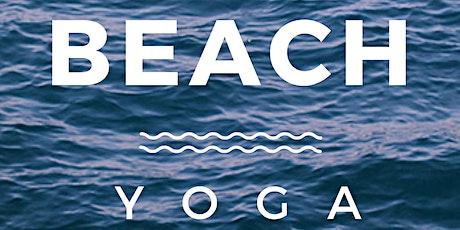 Solarus Collective: SUMMER BEACH YOGA 2021 tickets