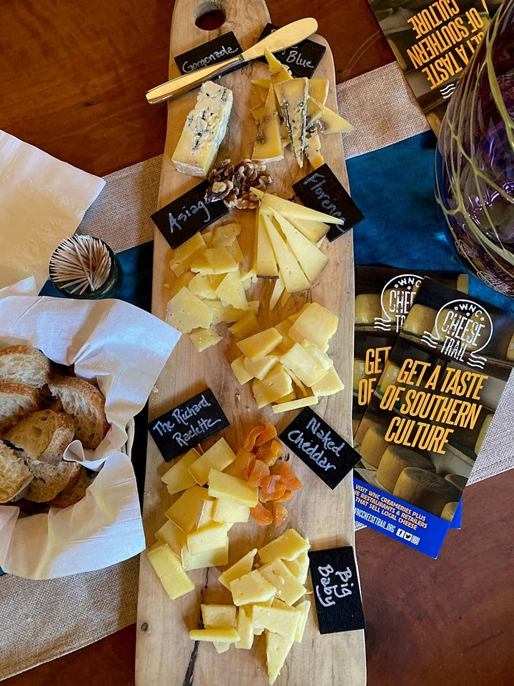 Cider and Cheese Pairing - In Person image