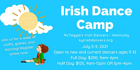 Irish Dance Camp - Lexington, Kentucky tickets