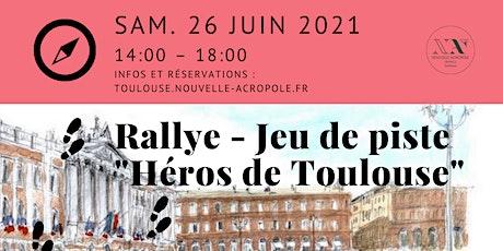Rallye des héros de Toulouse billets