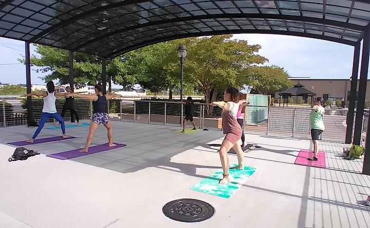 Yoga At Poyner Place image
