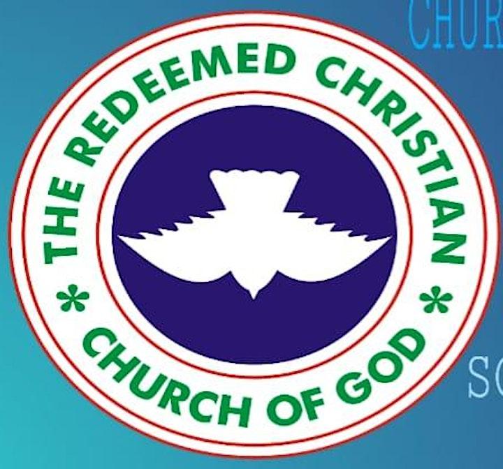 Sunday worship service image