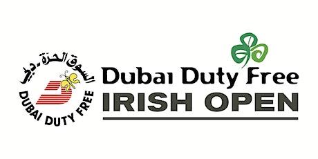 DUBAI DUTY FREE IRISH OPEN 2021 tickets