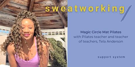 Magic Circle Pilates Mat with Tela Anderson tickets