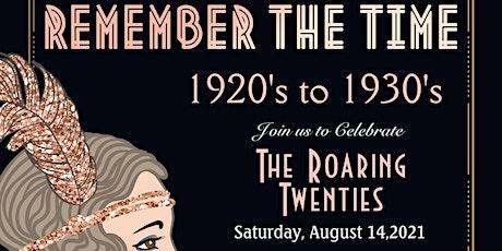 Roaring Twenties Party tickets