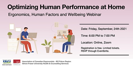 Optimizing Human Performance at Home tickets