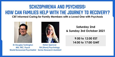 Schizophrenia and Psychosis: How can Families help with Recovery? tickets