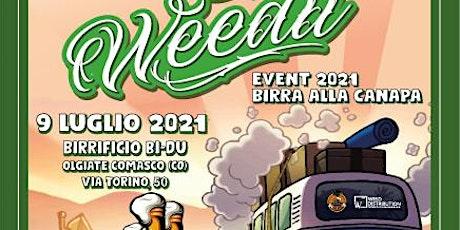 Weedu - Hemp Beer Festival biglietti