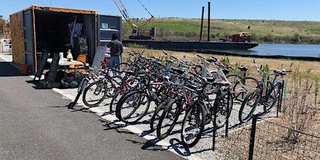 Penn Bike Library Registration tickets