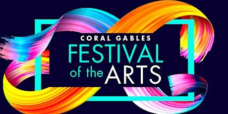 8th ANNUAL MIAMI/CORAL GABLES ART & MEGA FESTIVAL - tickets