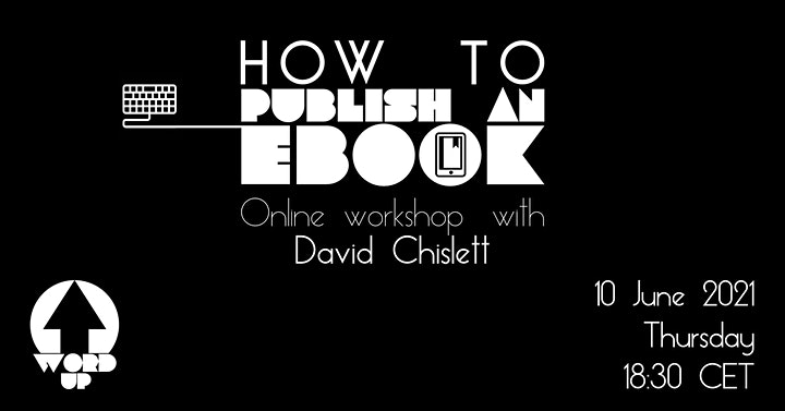 Workshop: How to Publish an E-Book image