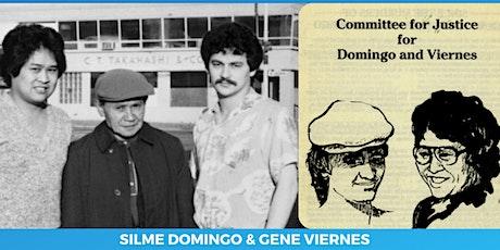 Celebrating the Lives of Silme Domingo, Gene Viernes and Milton Jefferson ingressos