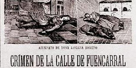 Free Tour Crímenes en Madrid entradas