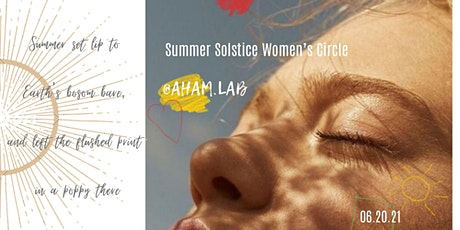 Summer Solstice Women's Circle tickets
