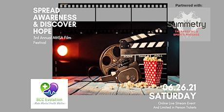 BCC Evolution Presents: MHSA Film Festival tickets