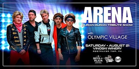 Arena - Duran Duran Tribute Show tickets