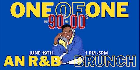 90's-'00's R&B Brunch tickets