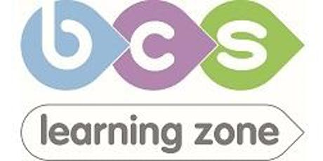 BCS Learning Zone - Excel Basic Workshop tickets