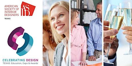 ASID TX 2021 Celebrating Design Texas: Education, Expo & Awards tickets