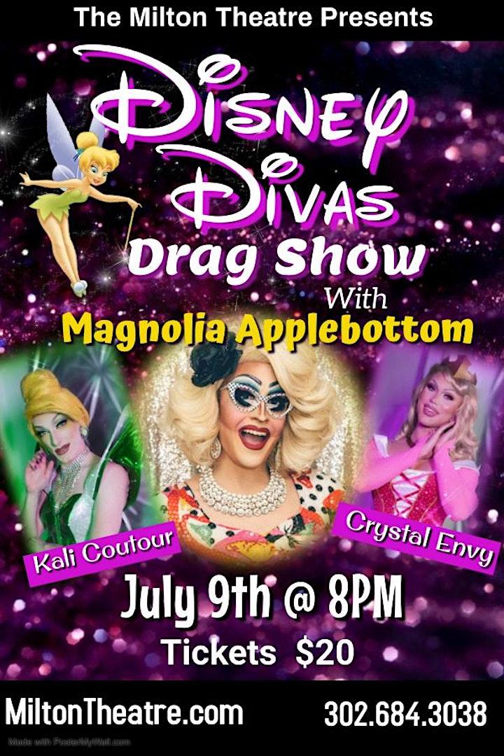 Disney Divas Drag Show! image