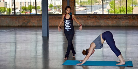 Donation-Based Yoga at Soul Space Yoga Studio - [Bottoms Up! Yoga] tickets