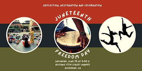 Juneteenth 2021 at the 17th Street Market tickets