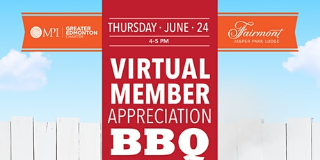 Virtual Member Appreciation BBQ tickets