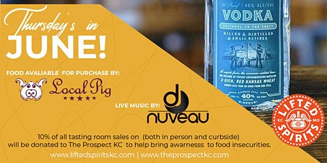 Lift a Glass, Lend a Hand The Prospect Block Party tickets