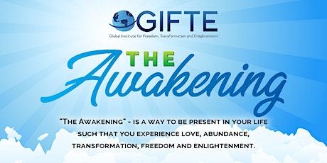 """The Awakening""  Weekend- Online Transformational Course tickets"