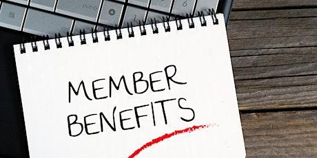 How PDA Ireland Membership Benefits Your Company | Free Webinar tickets